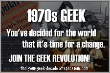 70s geek