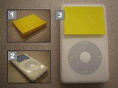 iPod mod to iPod Shuffle